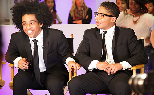 Princeton (Mindless Behavior) wallpaper with a business suit, a suit, and a dress suit entitled Your's Truly
