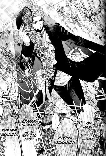 Yukina X Kisa Manga