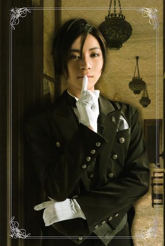 Yuya Matsushita as Sebastian Michaelis