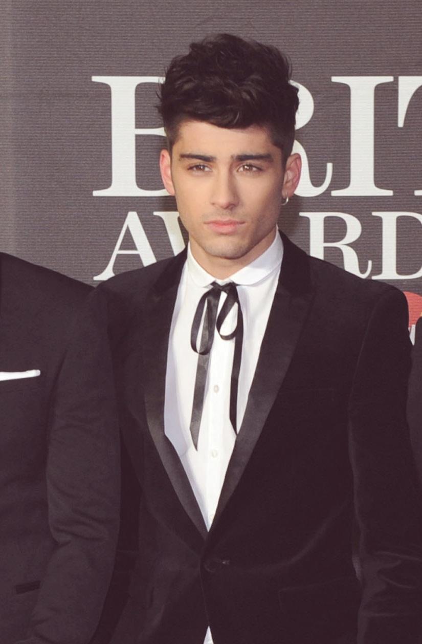Zayn Malik at BRIT Awards