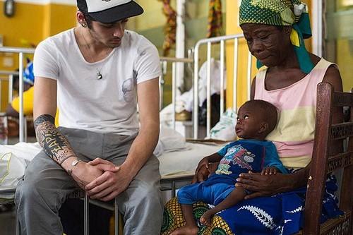 Zayn in Africa
