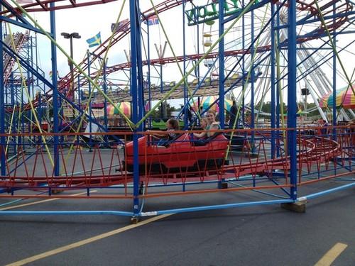 Zyklon at Eire County Fair