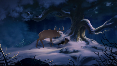 Bambi wallpaper probably containing caribou, japanese deer, and deer entitled bambi
