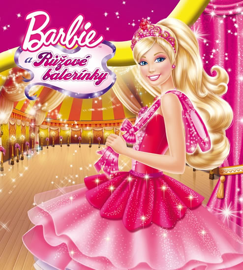 Barbie in the rosa shoes