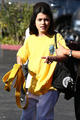 blanket jackson in calabasas 2013