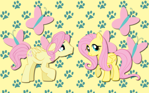 toffee, butterscotch and fluttershy