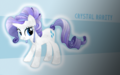 crystal rarity - my-little-pony-friendship-is-magic wallpaper