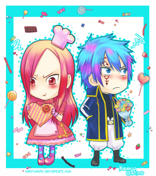 fairy tail valentines day! <3
