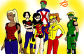 genderbend young justice