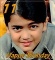happy 11th birthday blanket jackson 2013