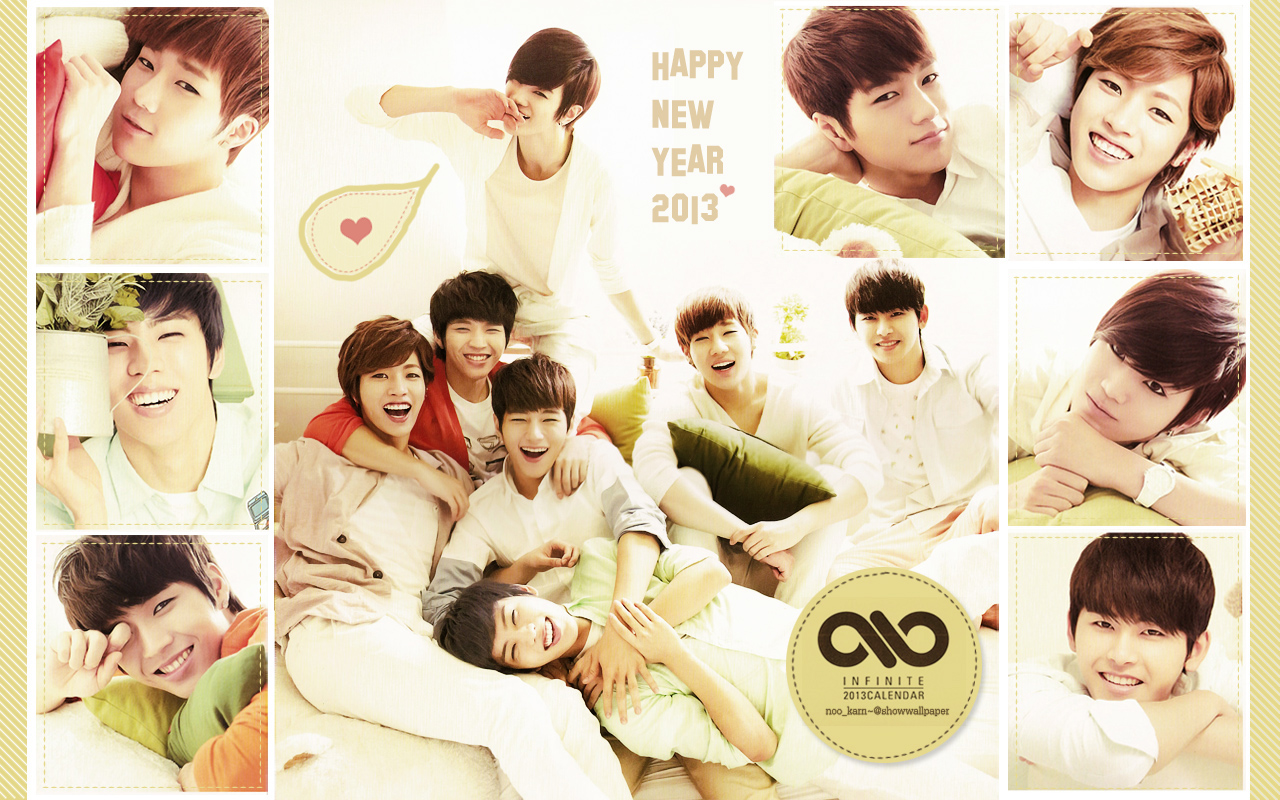 INFINITE images infinite calendar 2013 wallpaper photos 33674573