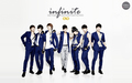 infinite - infinite wallpaper