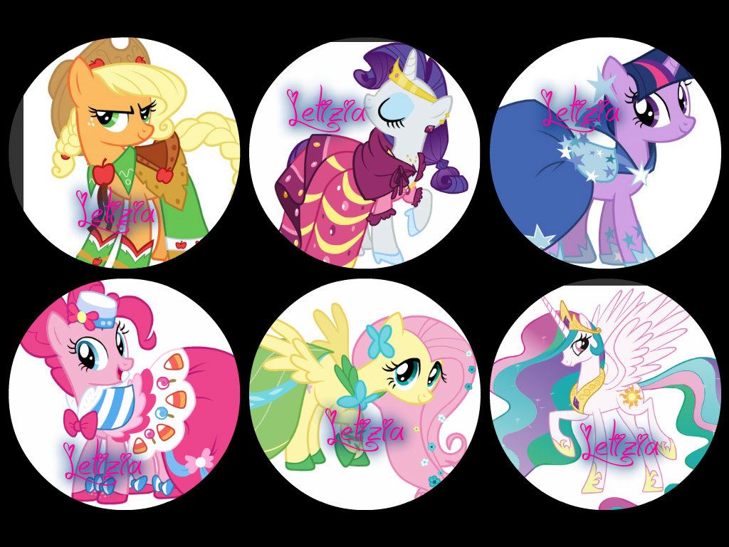 My little pony friendship is magic letizia