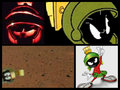 many faces lol - marvin-the-martian fan art
