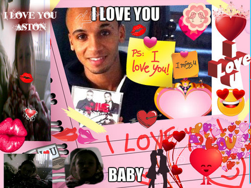 megan loves aston