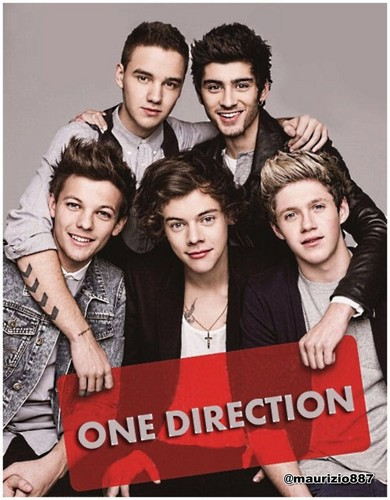One Direction wallpaper possibly with a portrait titled one direction photoshoot, 2013