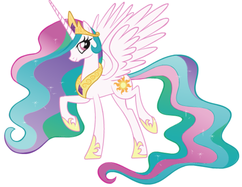 My Little Pony Friendship is Magic wallpaper titled princess celestia