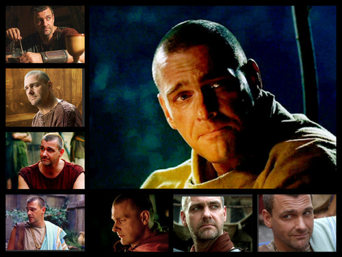 Ray stevenson images ray stevenson as titus pullo hd wallpaper and background photos 33619035 - Titus wallpaper ...
