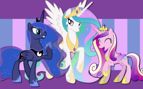 ruling alicorns