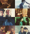 screencap meme harry + hermione → tickles my pickle for anon - harry-and-hermione fan art