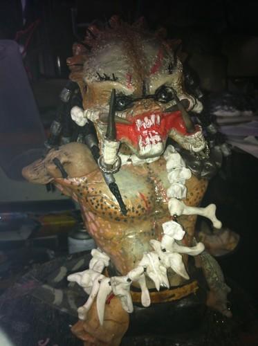 selfmade predator