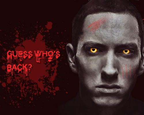 eminem wallpaper titled slim shady