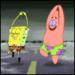 spongebob patrick dance.