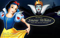 the queen  - snow-white-and-the-seven-dwarfs fan art