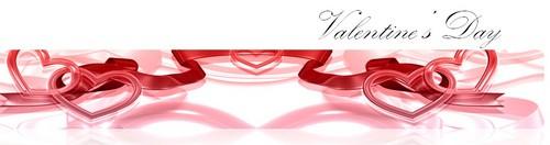 valentine's dag banner