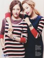 victoria and krystal f(x) marie claire mag 2012