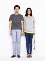 won bin basic house summer 2012 with kang sora - dara-2ne1 photo