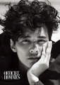 won bin official hommes 2012 - dara-2ne1 photo