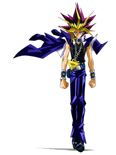 msyugioh123 wallpaper possibly containing a tabard and a surcoat called yami yugi