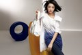 yoon eun hye summer collection of Joinus 2008 - dara-2ne1 photo