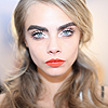 Cara Delevingne фото with a portrait called <3