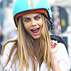 Cara Delevingne фото probably containing a portrait entitled <3