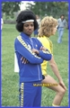 """Battle Of The Network Stars"" Television Series In The Mid-70's - michael-jackson photo"