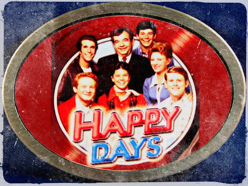 Memorable TV wallpaper titled ★ Happy Days ☆