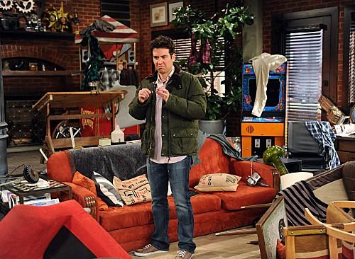 "How I Met Your Mother Season 8 Episode 18 ""Weekend at Barney's"""