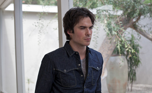 ♥ Ian Somerhalder - Mr. Porter Photoshoot ♥