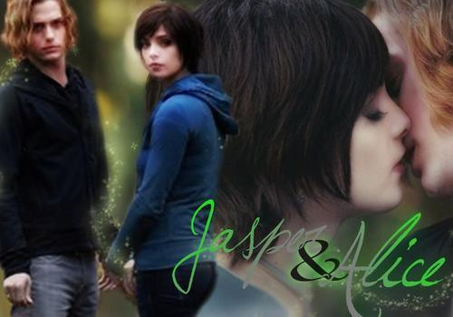 ♥ Jasper & Alice♥