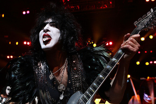 ★ 吻乐队(Kiss) ~ Monster Tour ~ Perth Arena February 28, 2013 ☆