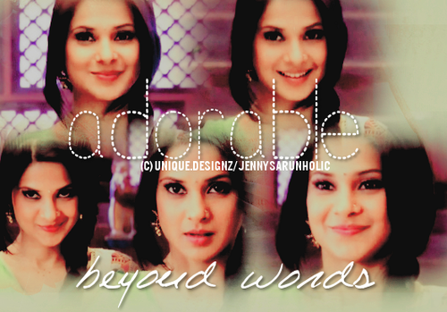 Saraswatichandra (série TV) fond d'écran possibly with a portrait called || Kumud ||