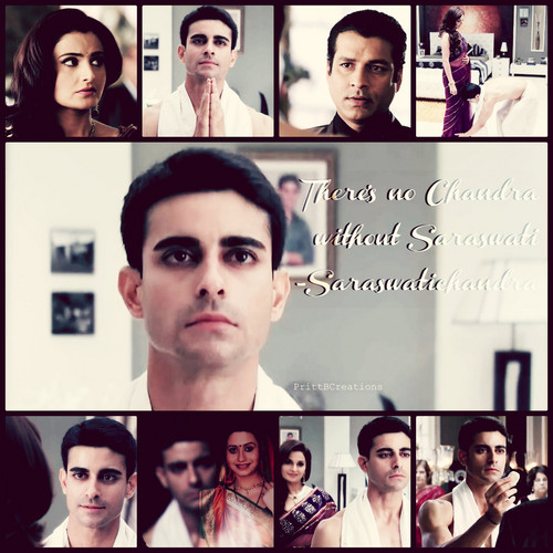 Saraswatichandra (TV series) پیپر وال with a portrait called || Saraswatichandra ||