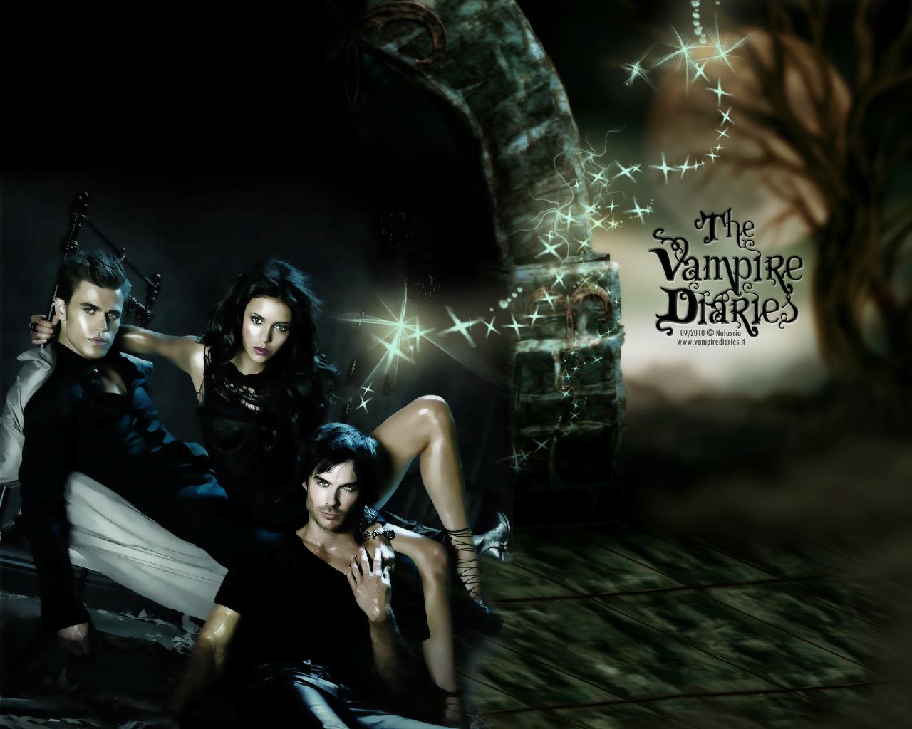 ♥ THE VAMPIRE DIARIES ♥