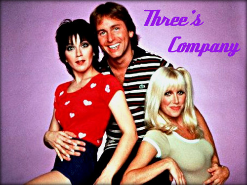 ★ Three's Company ☆