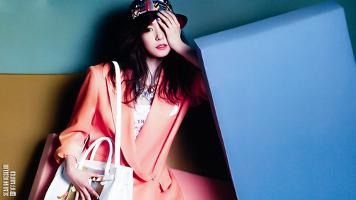 """Tiffany"" @ Vogue Girl Korea"