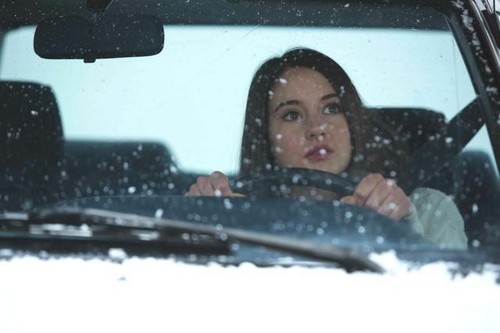 """White Bird in a Blizzard"" :: Production Stills [2013]"