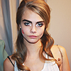 Cara Delevingne фото containing a portrait, attractiveness, and a chemise called ♥
