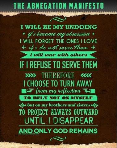 Abnegation Divergent Quotes